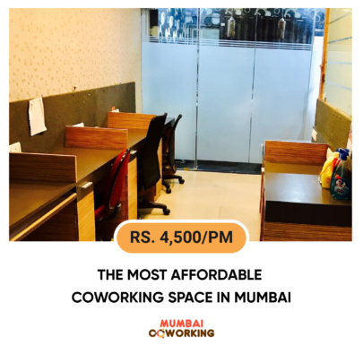 Affordable coworking