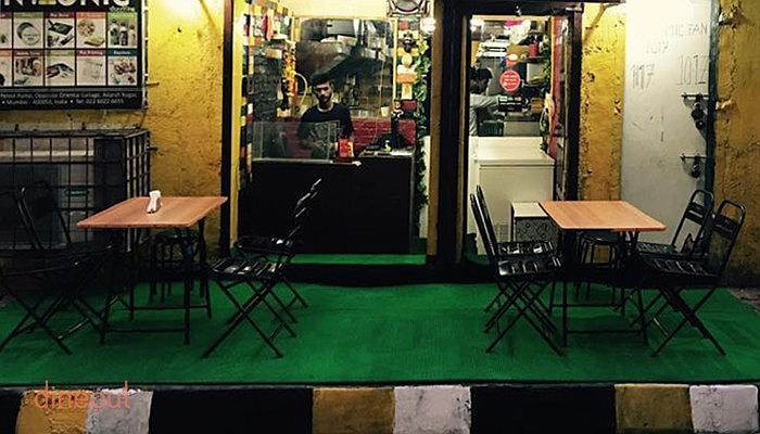 Bhukkad dhaba - late night food in Mumbai