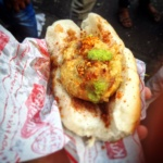 best vada pav places in Mumbai - Kunjavihar vada pav