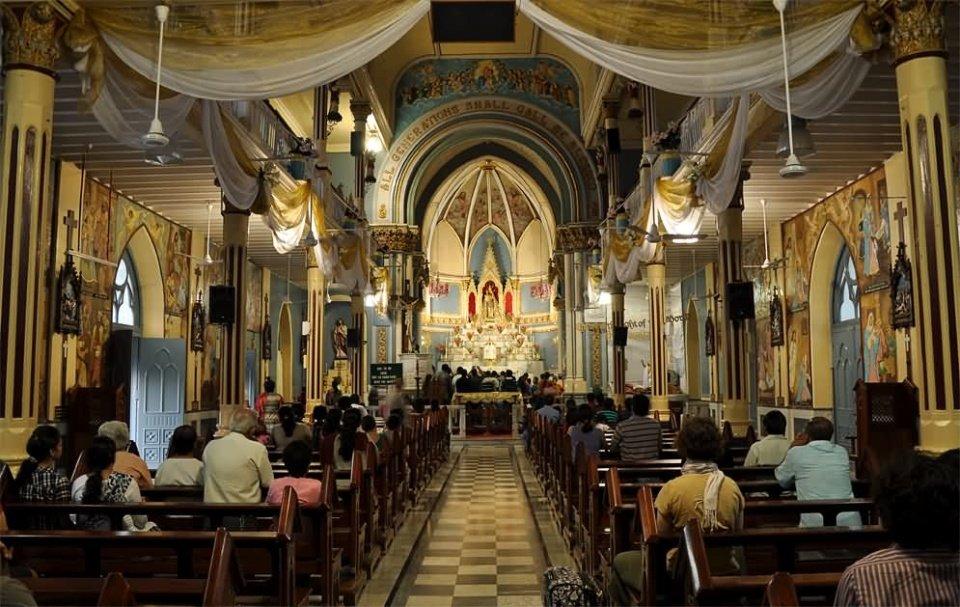 Things To Do in Mumbai - Mount Mary Church