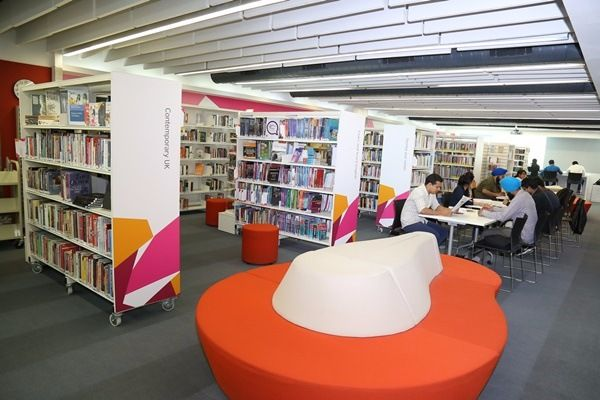 Things To Do in Mumbai - British Council Library