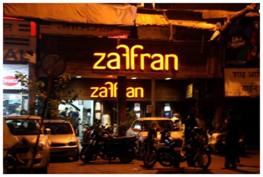 niught food cst zaffran