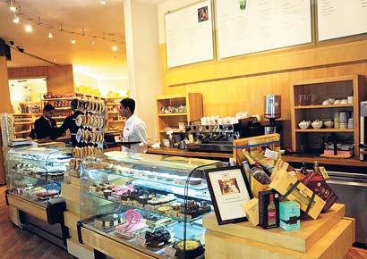 Bombay Baking - cafes in mumbai