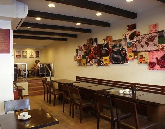 Bru World Cafe - cafes in mumbai