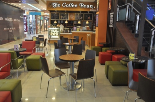 The Coffee Bean & Tea Leaf - cafes in mumbai