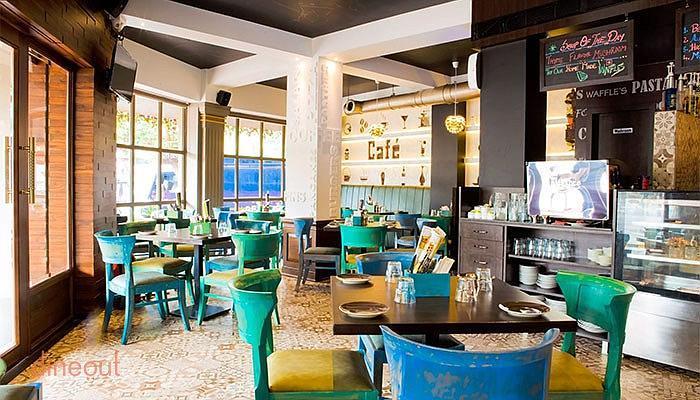 Cafe Trofima - cafes in mumbai