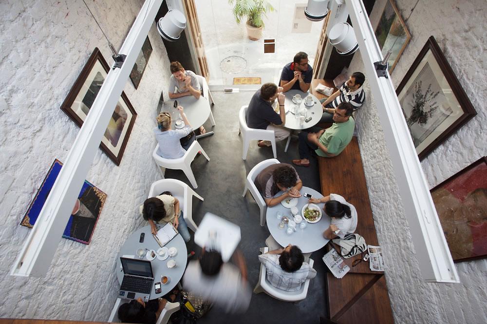 Kala Ghoda Cafe - cafes in mumbai