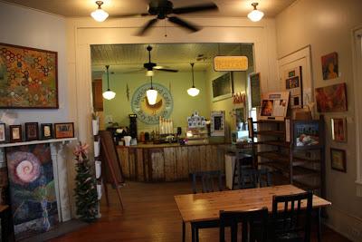 mockingbird cafe interior - cafes in mumbai