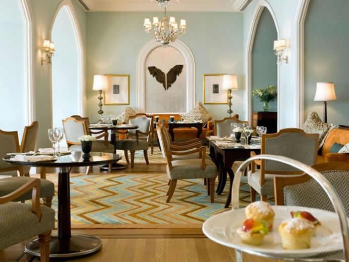 Sea Lounge - list of cafes in mumbai