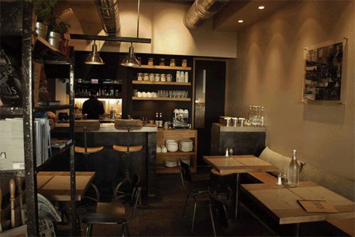 Suzette - list of cafes in mumbai