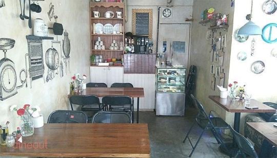 The Homemade Cafe - cafes in mumbai