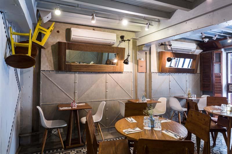 The Nutcracker - cafes in mumbai