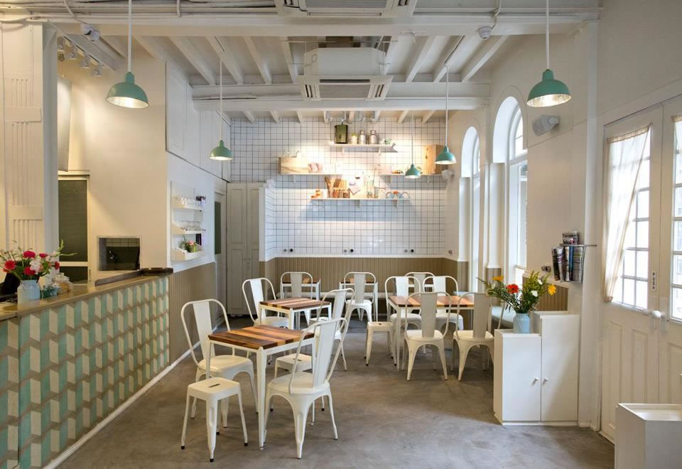 The Pantry - best cafes in mumbai