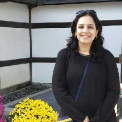 Nutritionist Shweta Sharma