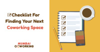 Top 10 Checklist To Find Your Next Coworking Space
