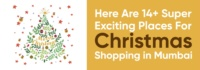 Looking To Shop For Christmas? Here Are 14+ Super Exciting Places For Christmas Shopping in Mumbai