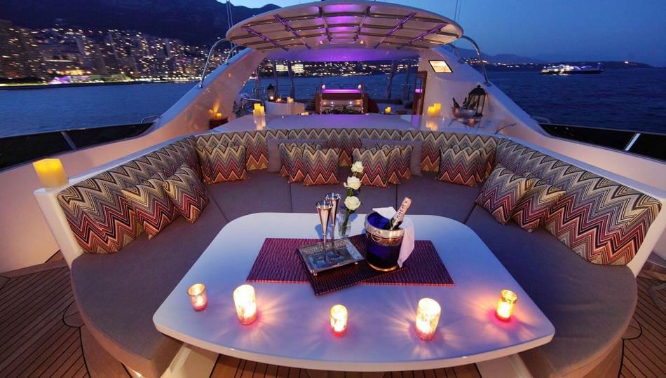 valentine's day in Mumbai Celebration on Yacht