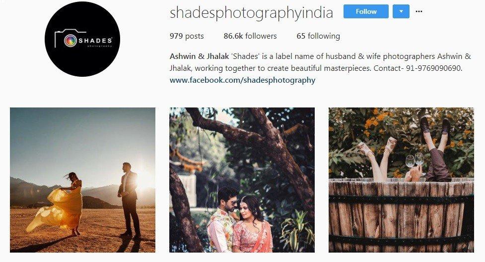 Best Wedding Photographers in Mumbai - Shades Photography India