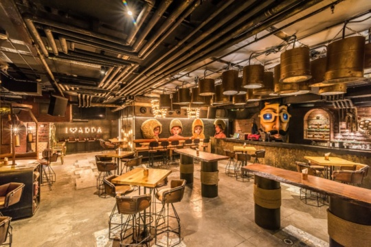 Zomato gold restaurants mumbai bombay adda