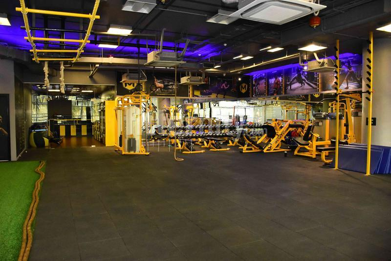 gyms in andheri - Andheri