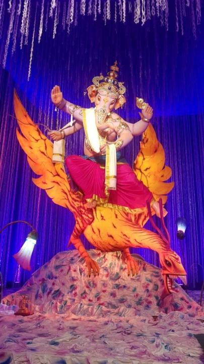 Mumbadevicha Ganraj