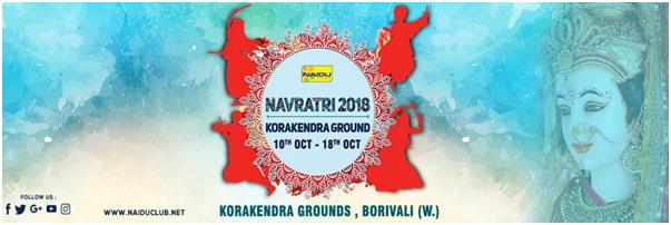 Naidu Club Navratri