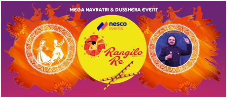 garba events in Mumbai - Rangilo Re 2018