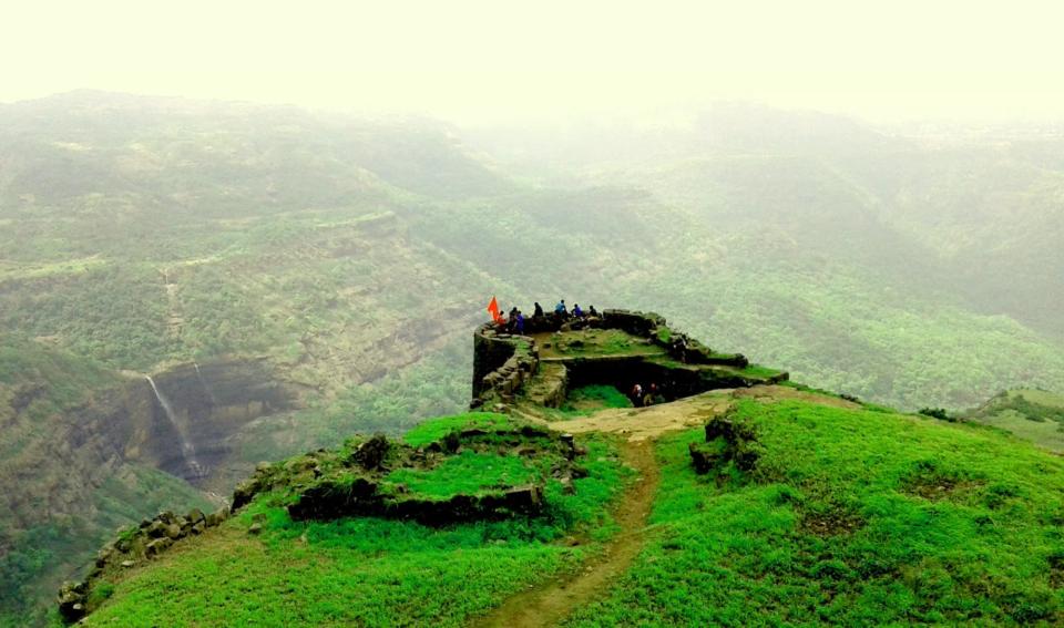Trekking Places near Mumbai - Rajmachi