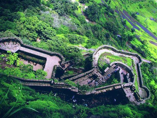 Trekking Places near Mumbai - Lohagad Trek