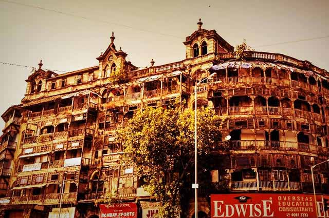 Haunted Places in Mumbai - Nasserganj Wadi