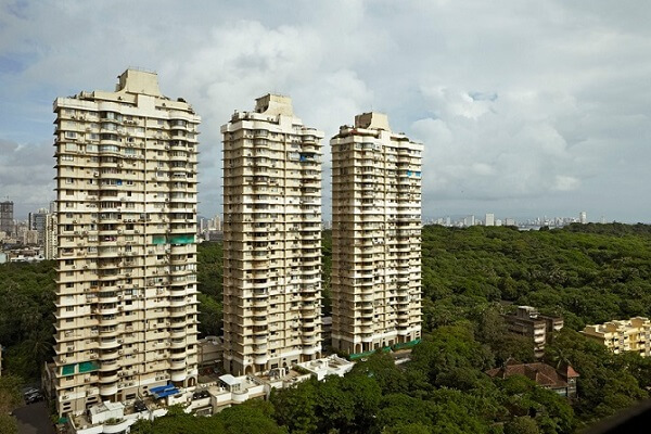 Haunted Places in Mumbai - Grand Paradi Towers