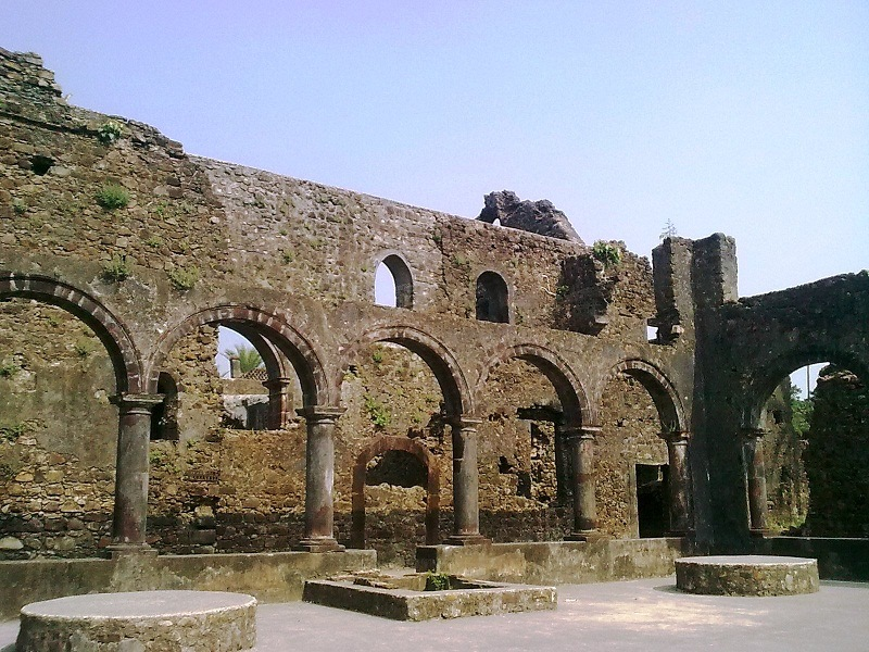Haunted Places in Mumbai - Vasai Fort