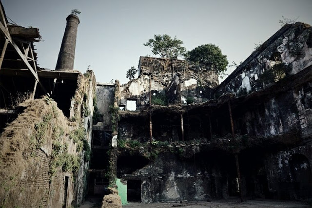 Haunted Places in Mumbai - Mukesh Mills