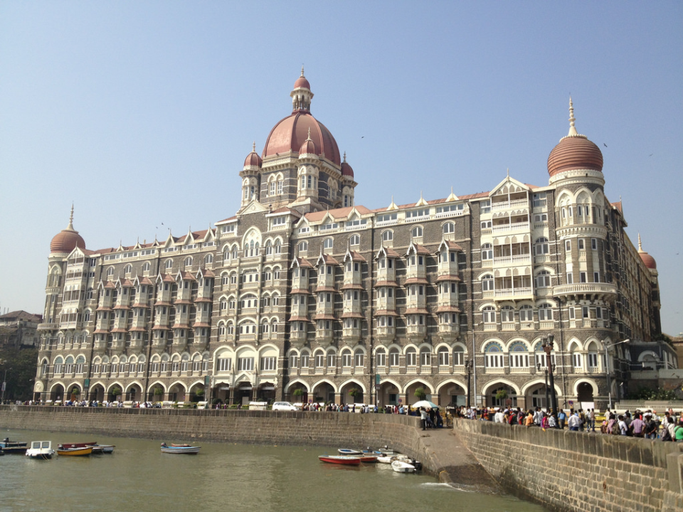 Haunted Places in Mumbai - Taj Mahal Hotel