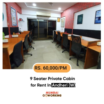 Private cabins for rent