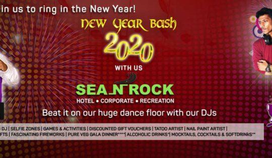 Bash 2020 Hotel Sea-N-Rock