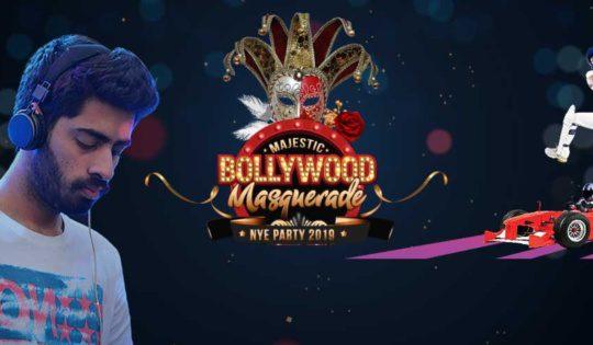 Bollywood party at Smaaash