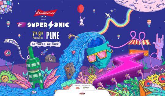 Supersonic 2019