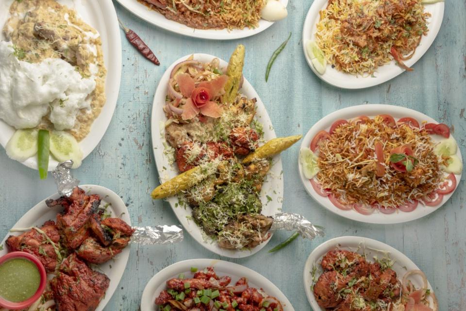 Chinese restaurants in Mumbai - Chicken leaf restaurant