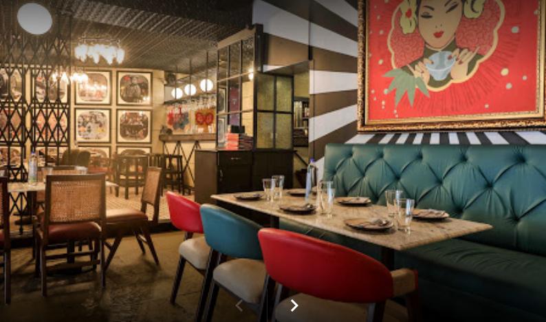 Chinese restaurants in Mumbai - Mamagoto