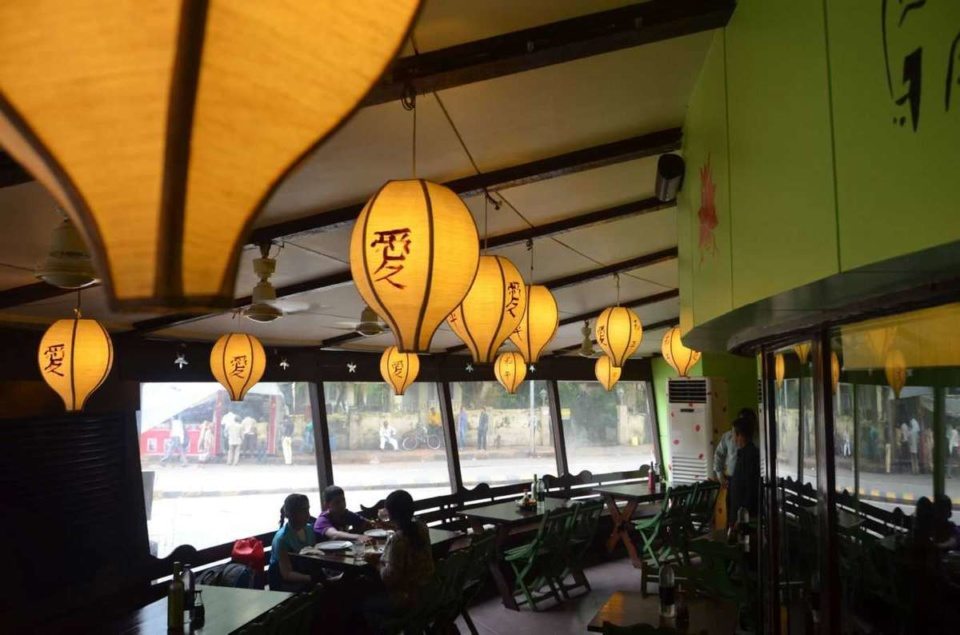 Chinese restaurants in Mumbai - Lemon leaf