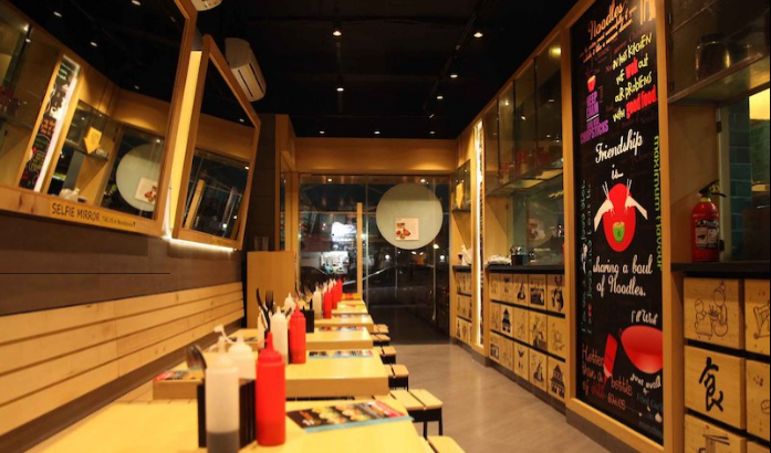 Chinese restaurants in Mumbai - Zoodles