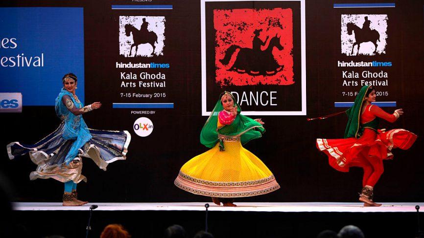 Kala Ghoda 2019 - Dance