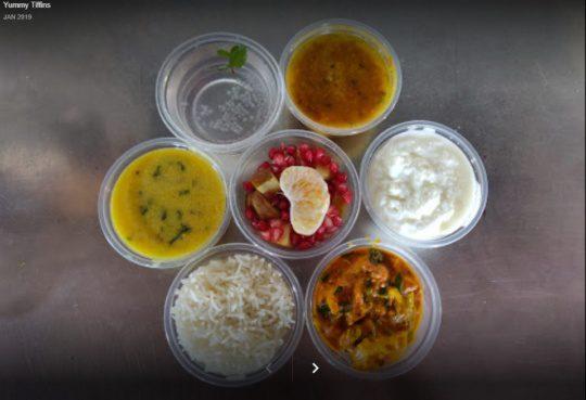 yummy tiffins Mumbai
