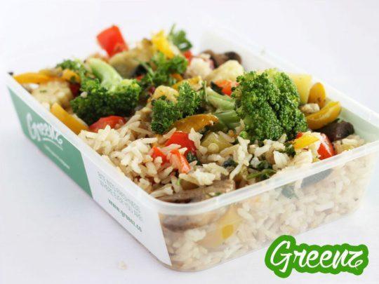 greenz healthy tiffin
