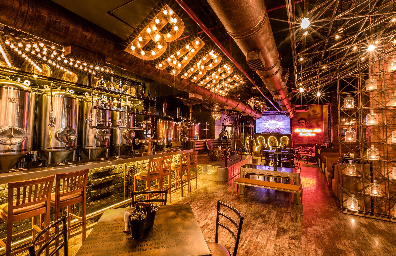 top night clubs Mumbai barrel