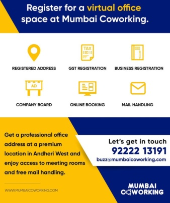 Virtual Office In Mumbai