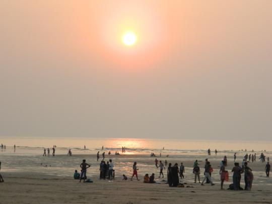 Aksa Beach in mumbai