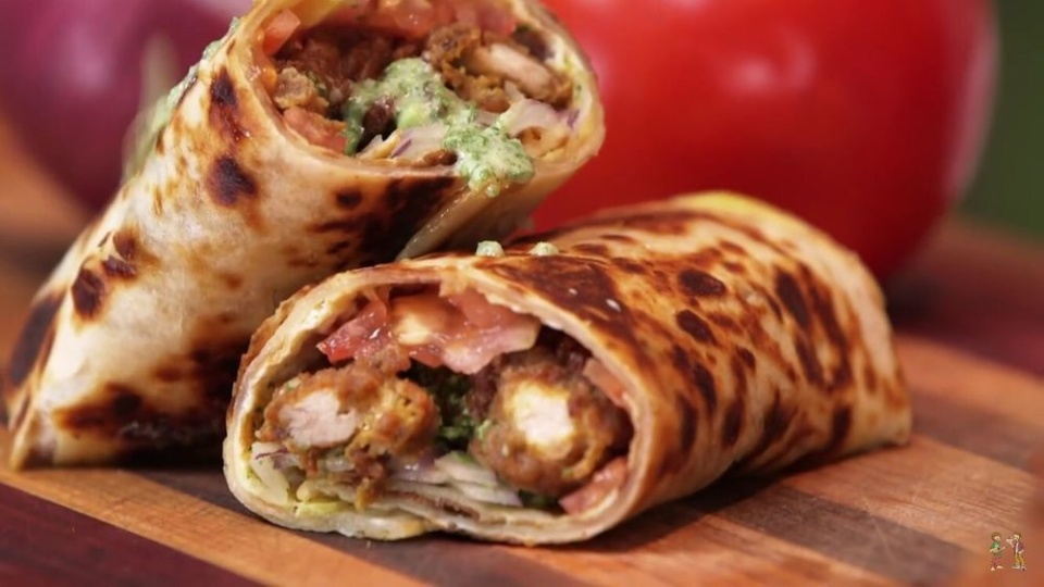 Iftar Party Menu - Chicken Roll