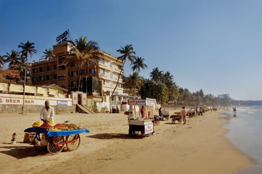 JUHU Featured in TOP Beaches in Mumbai
